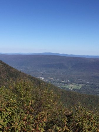 Manchester, VT: Views from the first pull over