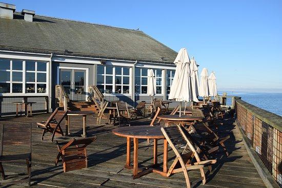 Semiahmoo Resort : Patio of the Pierside Restaurant