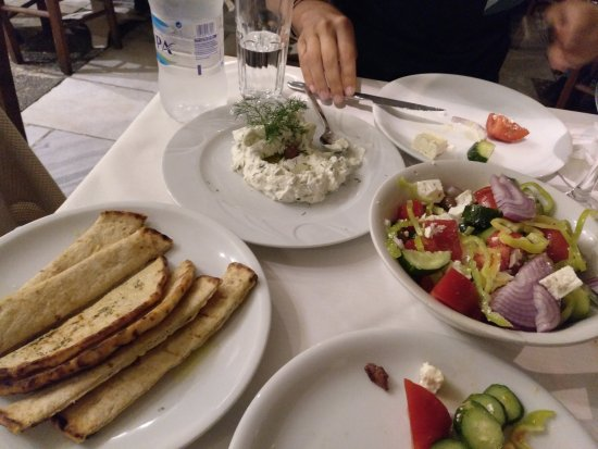Best meal in athens picture of liondi traditional for Authentic greek cuisine