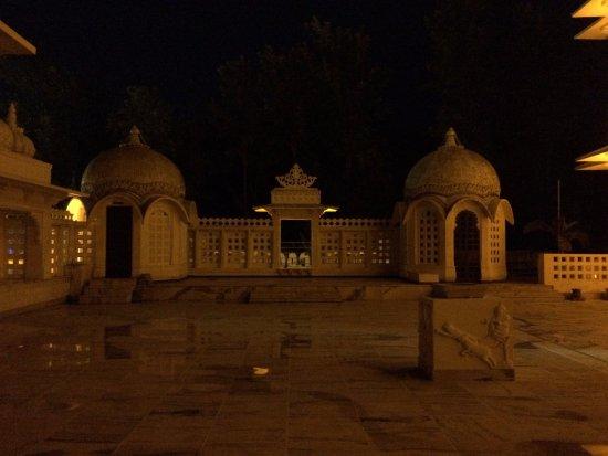 Chunda Palace Hotel: Verandah