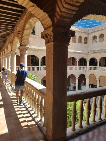 AC Palacio De Santa Paula, Autograph Collection: 2nd floor of the courtyard area.