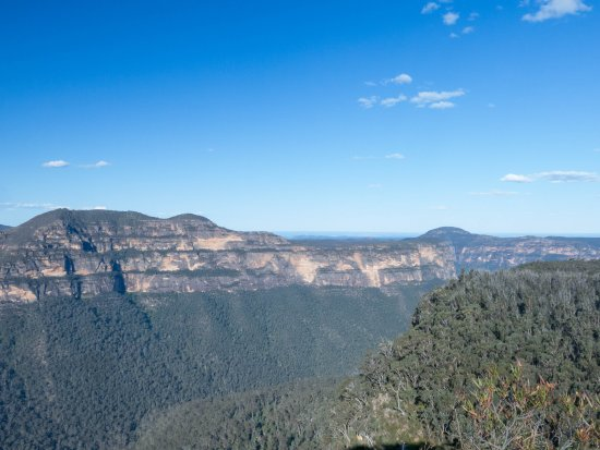 Blackheath, Australia: Magnificent views from the top of Anvil Rock