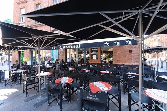 Restaurant Cardinal Toulouse
