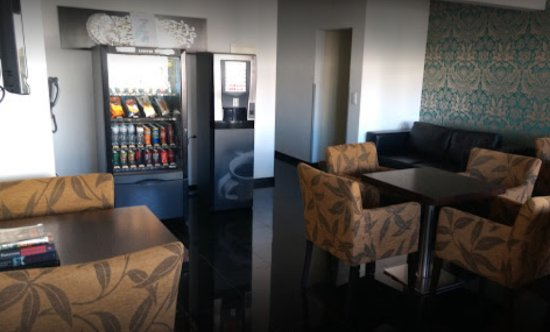 Hotel Dom Afonso Henriques: Lounge