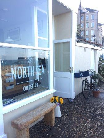 Coffee In Cromer North Sea Coffee Co Cromer Traveller