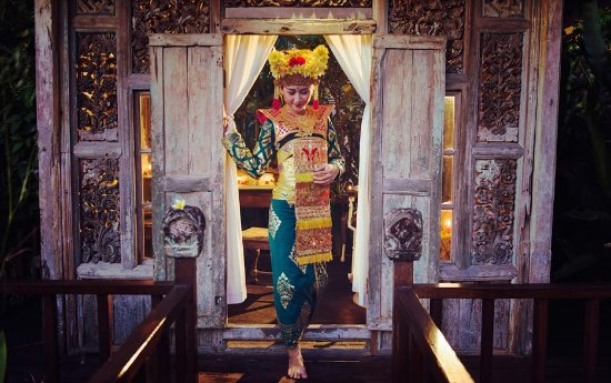 Traditional Balinese Cultural Dance Performances by Hotel Tugu Bali