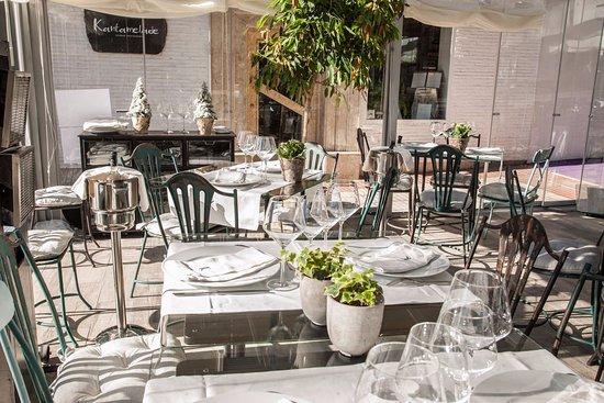 imagen Kantamelade Lounge & Restaurant en Madrid