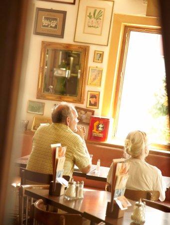 Im Café Klatsch Friedrichsdorf