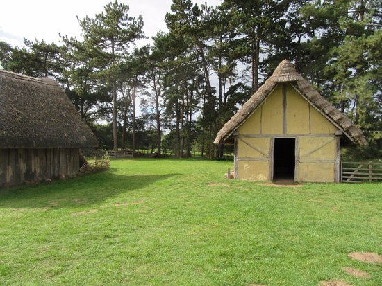 West Stow Country Park and Anglo-Saxon Village: Lovely setting
