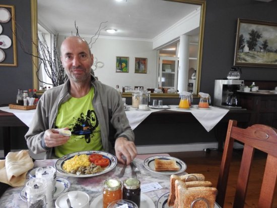 Alexandria, Sydafrika: Breakfast