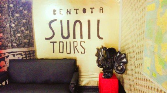 Inside Photo of Bentota Sunil Tours cooperate office