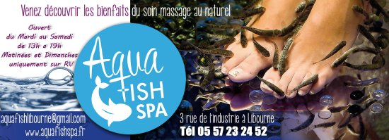 AQUAFISH SPA LIBOURNE