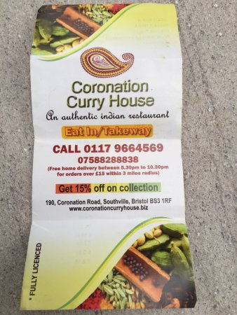 Photo0jpg Picture Of Coronation Curry House Bristol