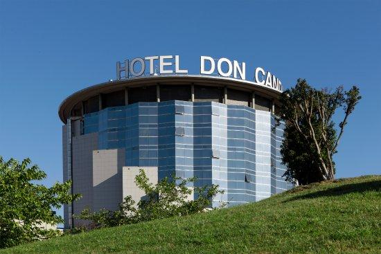 Don Candido Hotel: Exterior