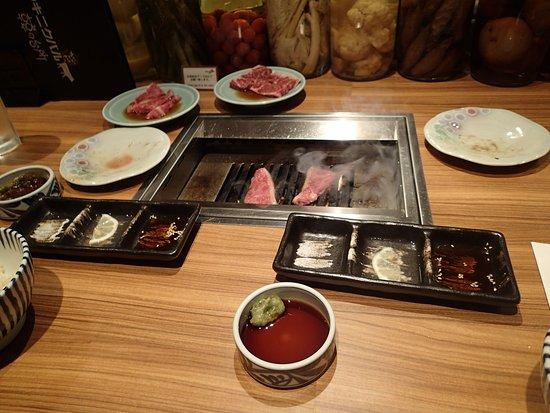 Cuisine Japonaise De Style Grillade A Tester La Fameuse Viande