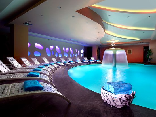 Therme SPA at Michelangelo Resort and Spa
