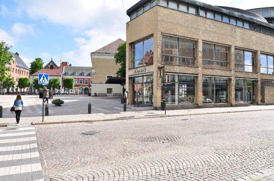 Lund, Sverige: Exteriör