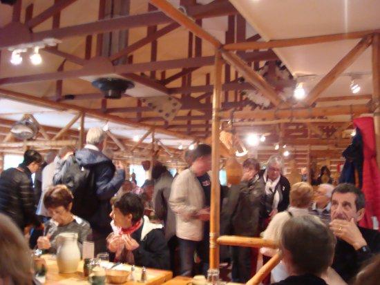 Wendake, Kanada: salle à manger