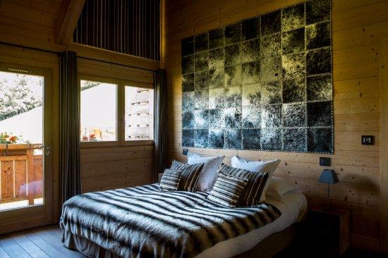 Relais & Chateaux Flocons de Sel: Chambre Junior Suite