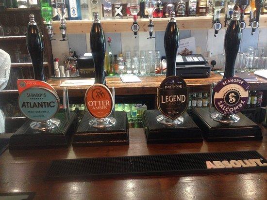 Shaldon, UK: New additions