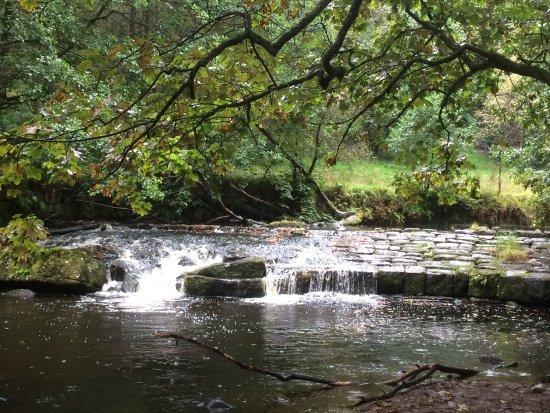 River at Hardcastle Crags