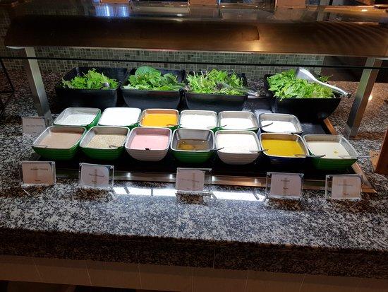 Cap Estate, Σάντα Λουσία: Royalton Buffet for Breakfast