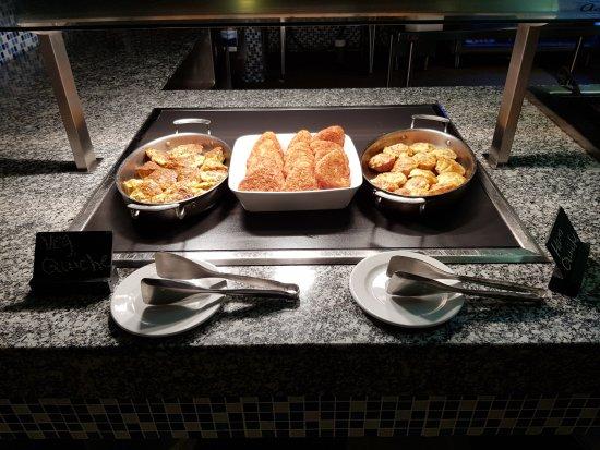 Cap Estate, Saint Lucia: Royalton Buffet for Breakfast