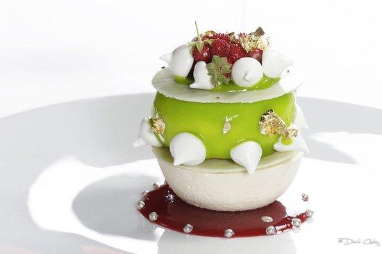 Gilly-les-Citeaux, Frankrijk: Dessert du Clos Prieur