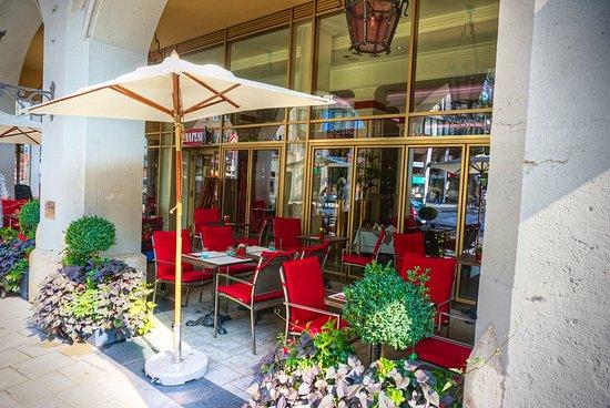 Hotel Torbrau Munchen