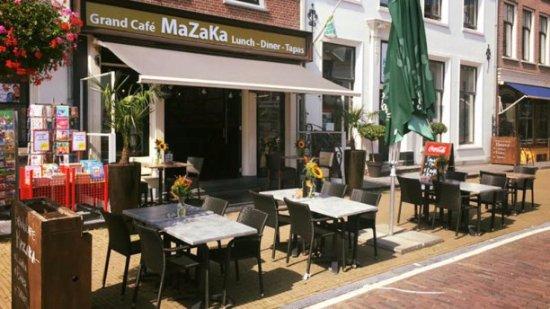 Vianen, Países Bajos: Mazaka