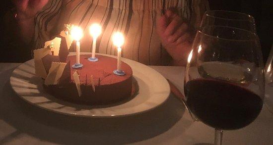 Apicius: Le gâteau au chocolat...