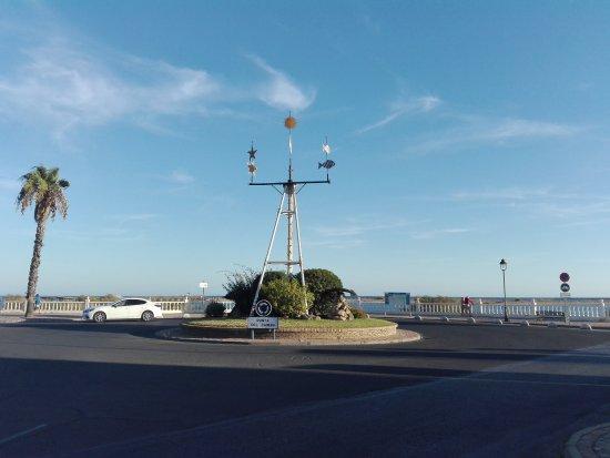 Acceso al Puente para Punta del Caiman.