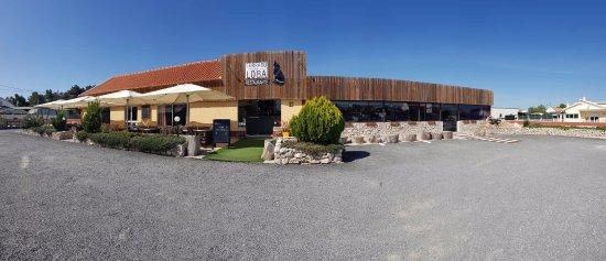 Seixal, Portugalia: Cerrado da Loba pode contar com três salas, uma esplanada ,parque de estacionamento privativo