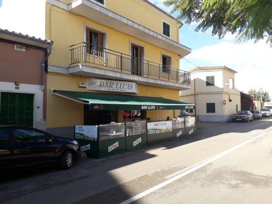 Binissalem, สเปน: Bar Lluis