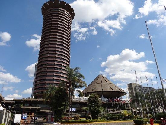 Kenyatta International Conference Center: ICONIC KICC