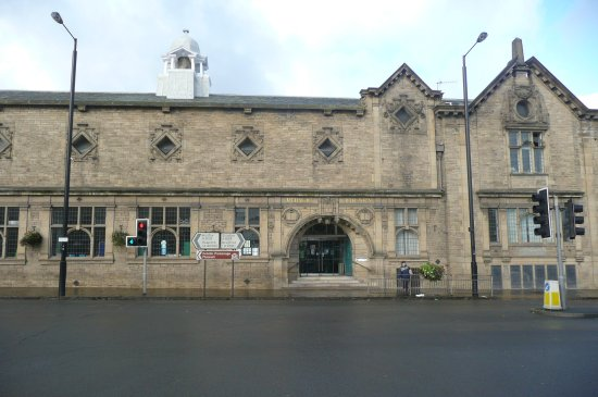 Keighley Library