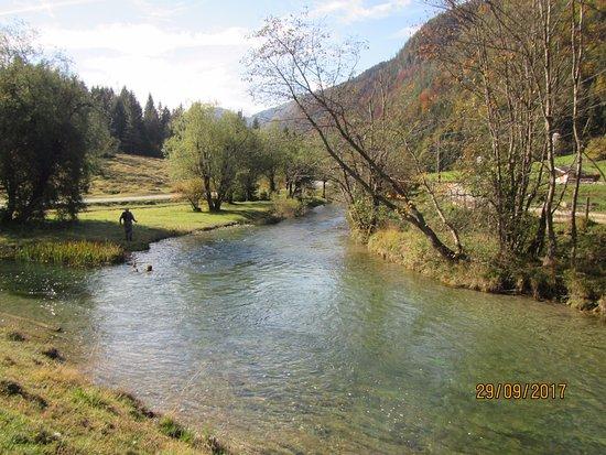 St. Ulrich am Pillersee, Áustria: Bach
