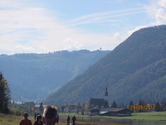 St. Ulrich am Pillersee, Áustria: Berge