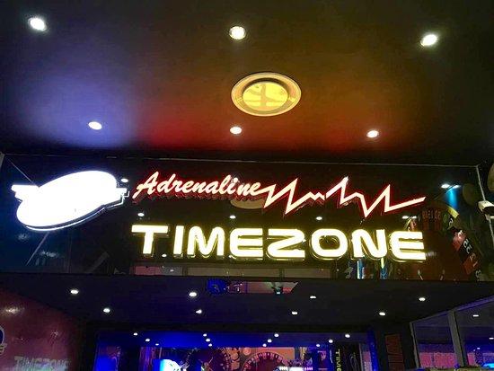 Lusaka, Zambia: Timezone