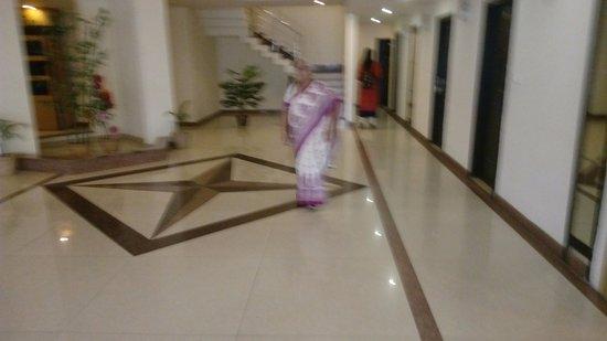 Hotel Hong Kong Inn: Groundfloor Lobby!!!