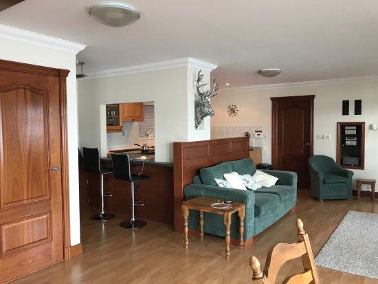 Arden, UK: Heron Lodge - Living room