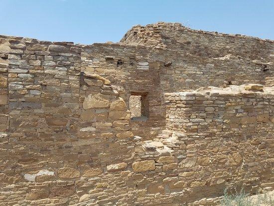Aztec Ruins National Monument: ruins