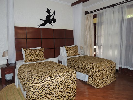 Arusha Planet Lodge: Twin room