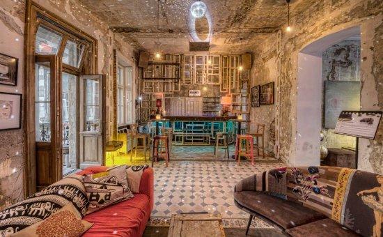 Inside Budapest