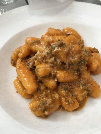 I Trulli : Malloreddus-delicious pasta!