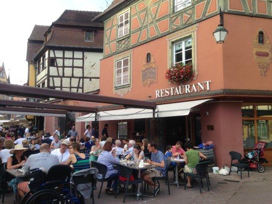 Restaurant Colmar Ouvert Tard