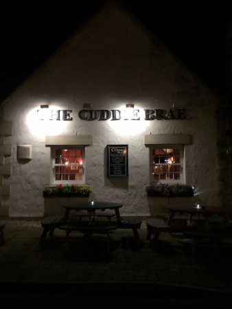 Inveresk, UK: Cuddy Brae, Pub /Restaurant adjoining The Premier Inn