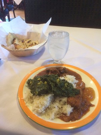 Moghul Fine Indian Cuisine: First round