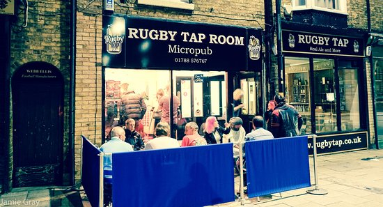 Rugby Tap