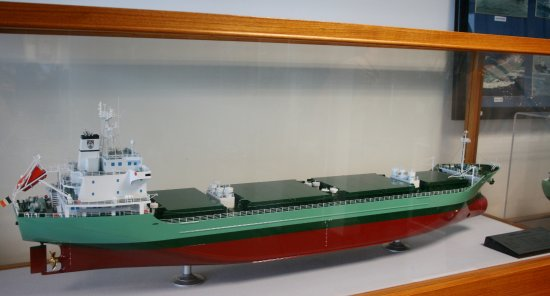 Arklow Maritime Museum: Een ander model